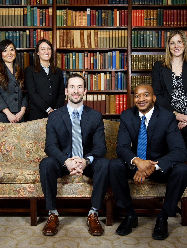 Group shot of Mayo Clinic Scholars