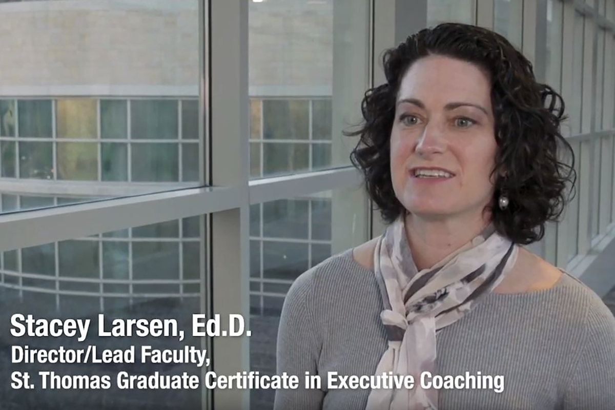 Video about the 2019 Executive Coaching in Organizations Conference