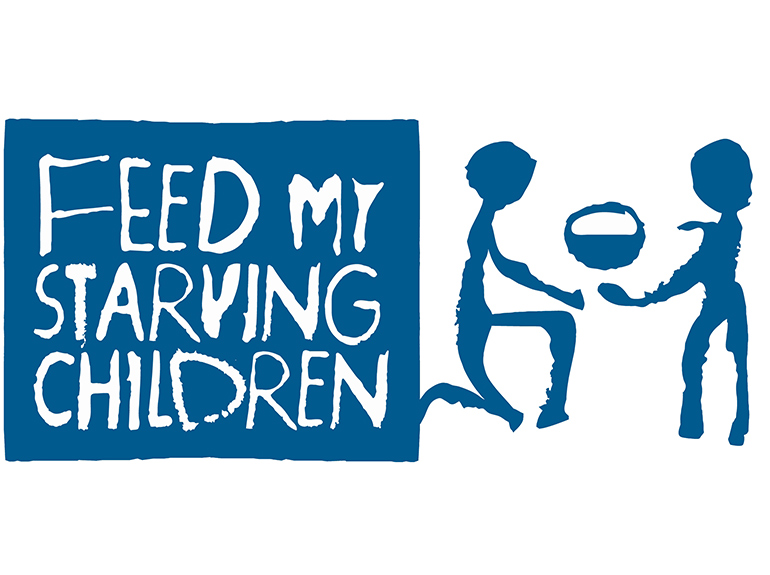 Feed My Children horizontal logo.